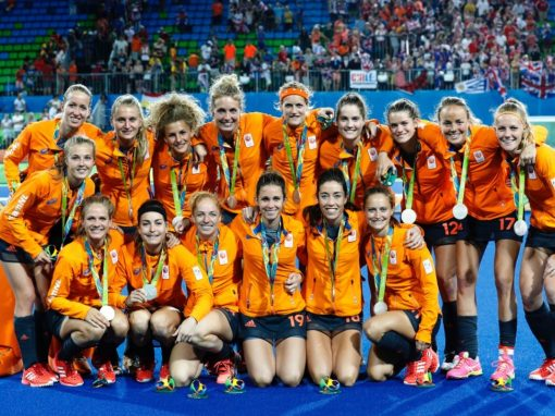 Internationales Hockey